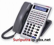 IP Phone Transtel IP38-61 IP Keyphone