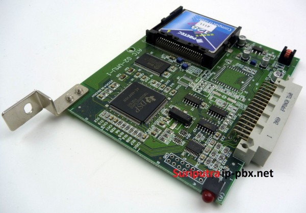 Module Card Transtel G2-ISU IP Extension Card | Suriputra